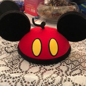Disney world Toddler Mickey Hat